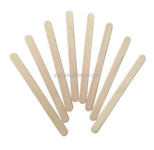 made in China birch wood craft house popsicle ice cream stick