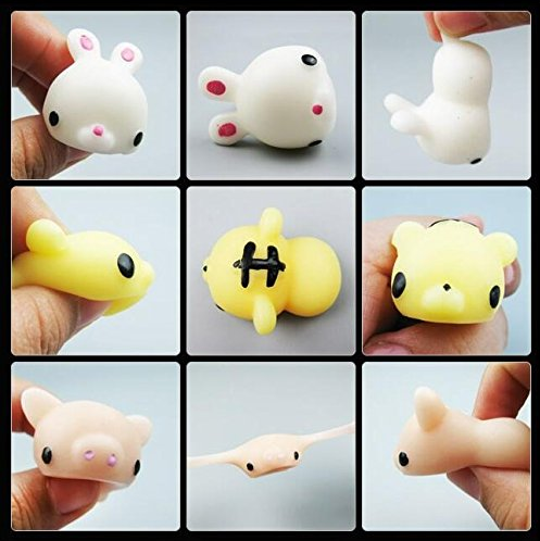 Mini Seal Stretchy Squishy Seal <strong>Toy</strong> Mochi Squeeze <strong>Toy</strong>