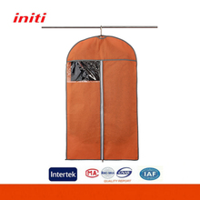 New Arrival Hot Customed Logo Foldable Suit Cover Garment Bag