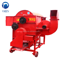 professional factory wholesale price rice and wheat thresher machine with diesel engine