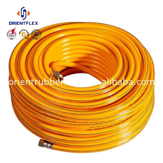 Custom high quality no smell korea spray hose supplier