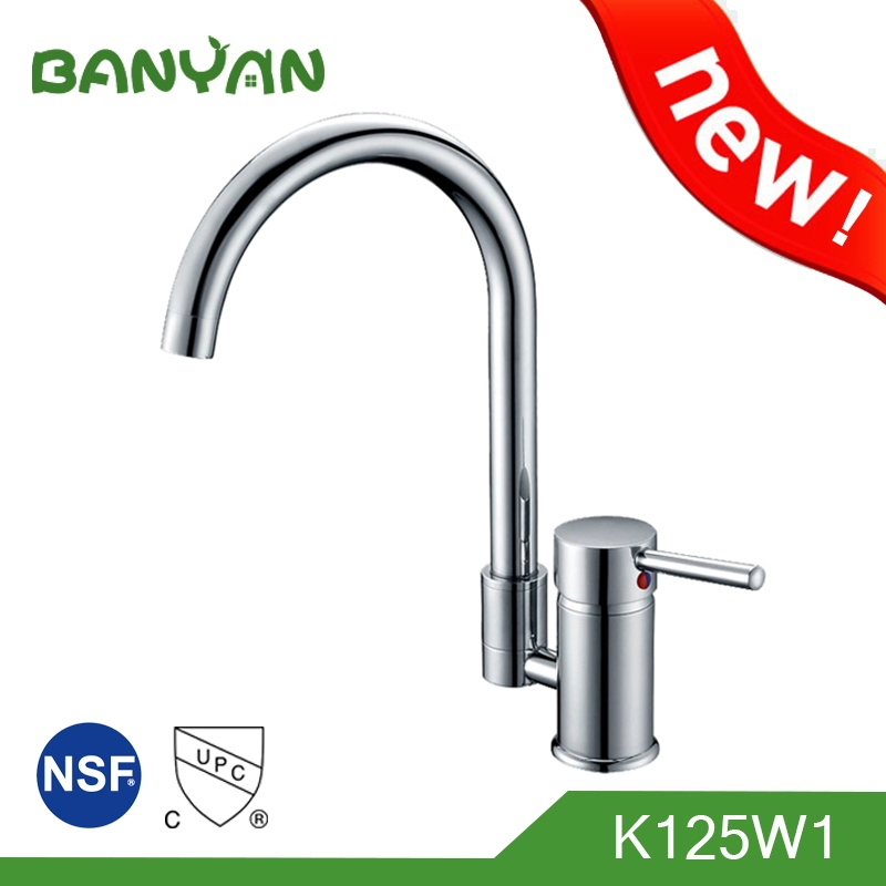 manufacturer polished nickel kitchen faucet buy