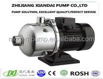 CHL stainless steel pump