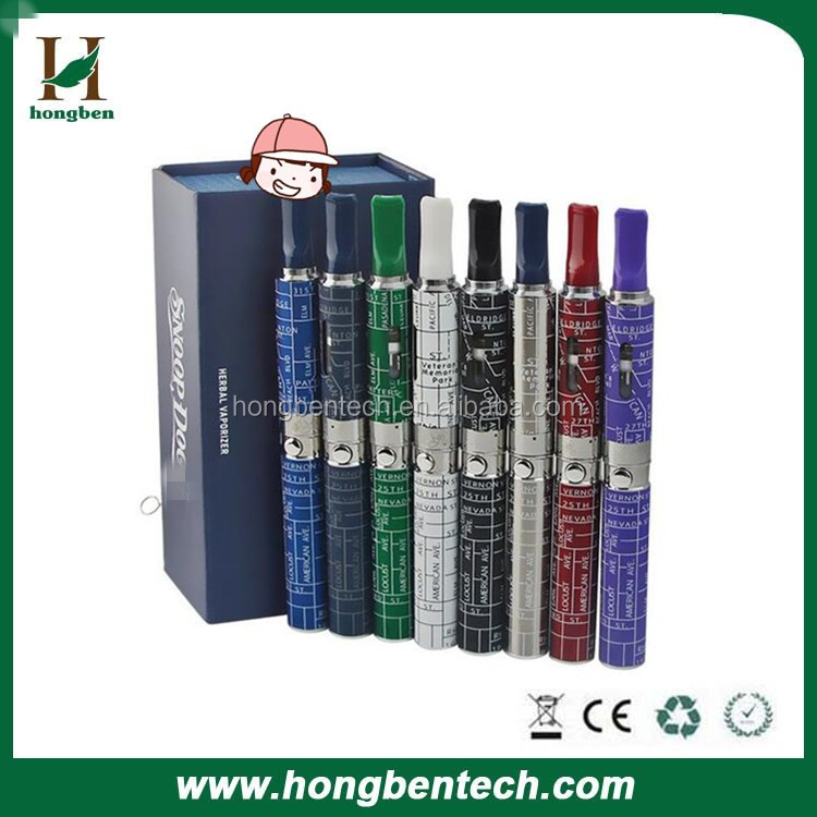 High quality snoop dogg vaporizer pen dry herb snoop dogg vape pen for sale