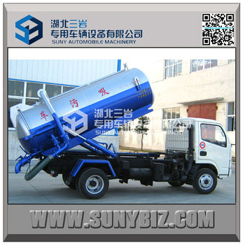 3000l 4000l tank truck small diesel truck sewage trucks for sale buy sewage trucks for sale. Black Bedroom Furniture Sets. Home Design Ideas
