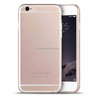 Factory Price Protective Clear Ultra Thin TPU Soft Case for iPhone SE
