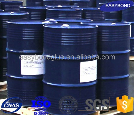 Adhesive glue for melamine board to fiber reinforced plastics