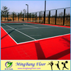 Safe Outdoor PP Interlocking Sports Flooring PP badminton sports floor interlock flooring