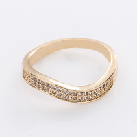 alibaba express fashion gold rings design for women big jewellery diamond ring