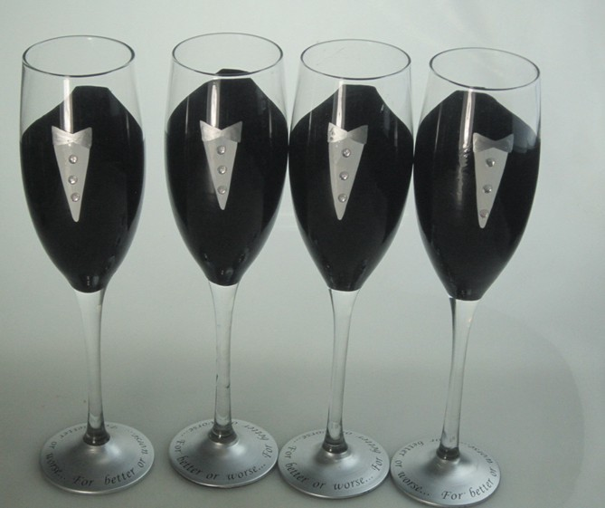 High Quality Acrylic Champagne Glass Factory Price Buy