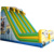 2018 Fashion PVC Cartoon Bouncer Stair Balloon Slide, Adult Slides