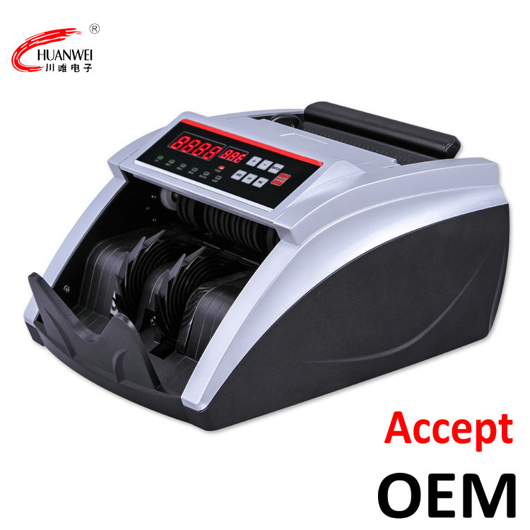 Coin Counter Bill Counting Machine Currency Counter