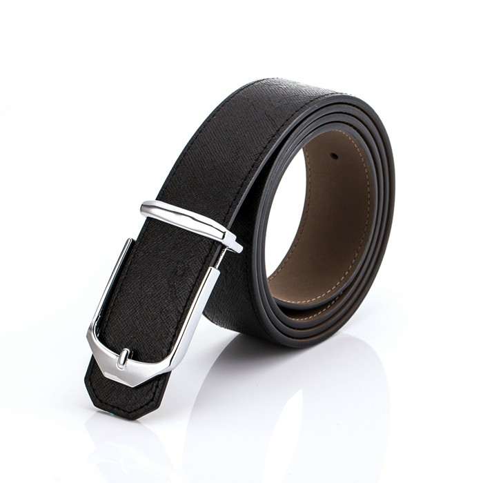 Factory Direct Sales Custom-Made Real Leather Export Quality Belt Men Genuine Leather
