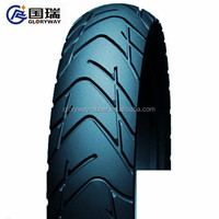 2016 hot sale motorcycle tubeless tire 100/90-17