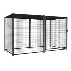 Heavy Duty Pet Playpen Dog Kennel Dog Exercise Pen Cat Fence