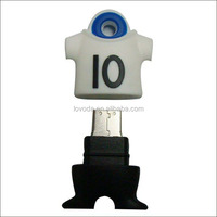 Corporate gifts usb flash drive 500gb as brazil souvenirs world cup brazil soccer 2014, england world cup 2014 LFWC-08