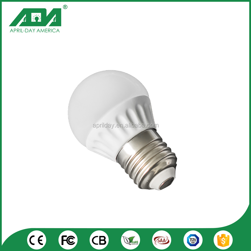 2016 Factory wholesale 5W led bulb lights low price A50 A55 A60 A65
