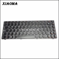 original for Lenovo G480 G485 B480 B485 Z480 Z485 Z380 Z385 SP spanish laptop notebook keyboard