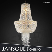 Beautiful angel raindrop bubble crystal chandelier