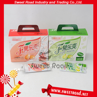 Fruit Press Candy Mixed Fruit Flavour Japanese Confectionery