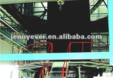 3 layers Coextrusion Blown Machinery for PE geomembrane