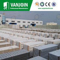 Eco-friendly Lightweight EPS Concrete Exterior Sandwich Wall Panel