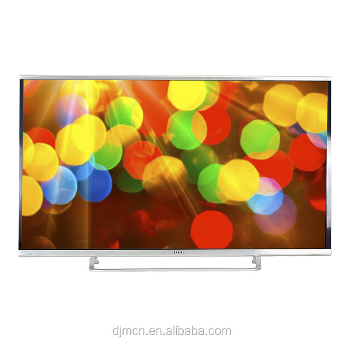 Wholesale price 55inch 65inch Smart LED TV 4K Ultra HD Television Set Led