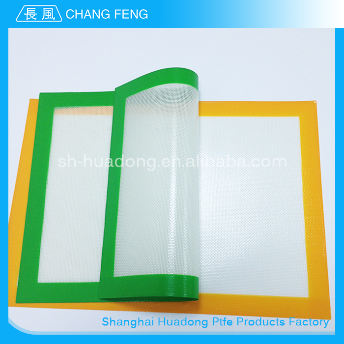 Eco-friendly Reclaimed Material ptfe baking mat