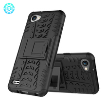 chinese supplier accept OEM mobile phone accessories mobile back cover for lg q6 case