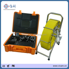 sewer equipment measurement endoscope camera for plumbing work V8-3388
