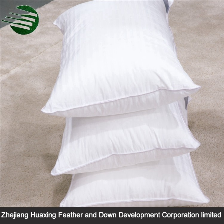 Custom Soft Sleeping Endless Clear Fiber Pillow