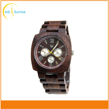 China factory direct sale new style wooden watch