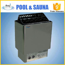 Dry Steam Outdoor Sauna Room Sauna Heater for 4 Persons