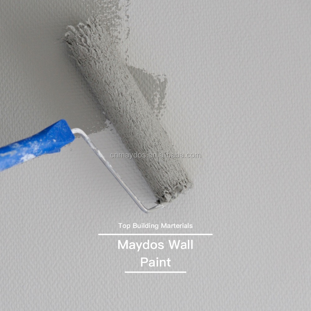 washable water-based acrylic emulsion interior wall paint