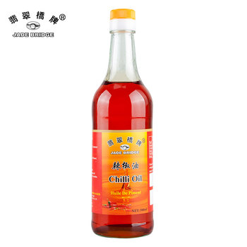 500ml Chinese Traditional Extact Red Pepper Chilli Oil