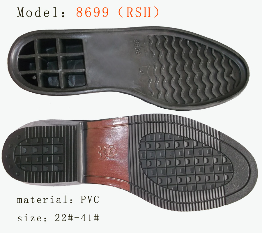 Professional and comfortable sole material looking for sole distributor 8699(RSH)