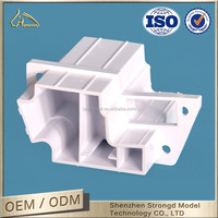 high tolerances CNC plastic prototype for ABS/PC/PP/POM/PMMA/PA