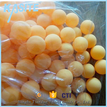 Standard Wholesale Bucket Packing Training Ping Pong Ball