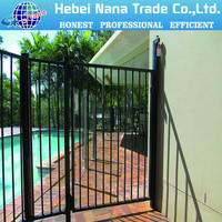 outdoor iron gate designs simple