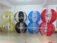 Low price human sized soccer bubble ball BB03(02)