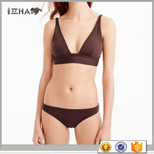 Sheer Bra Women Fashion Open Full G-String Set Exy 2017 Adult Hot Sex Girls Brazilian Bikini Swimwear Lycra