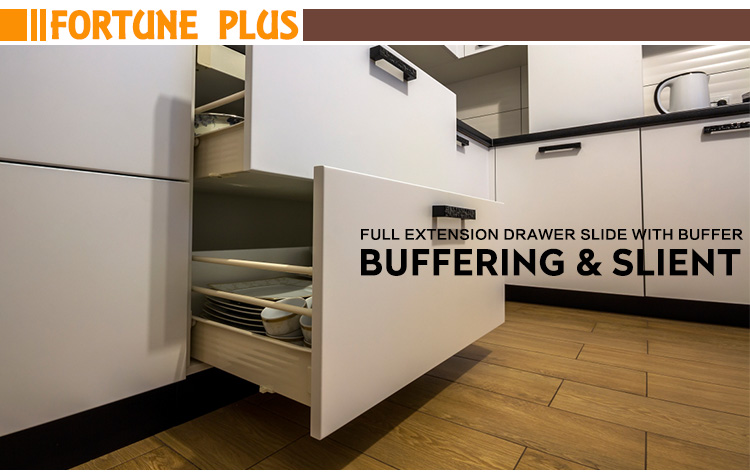 Full Extension Kitchen Cabinet Soft Close Slide Tandem Tool Box View Tandem Tool Box Fortune Product Details From Guangzhou Fortune Plus Trade