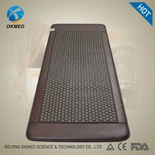 Okmed cheap price health care tourmaline germanium stone massage mattress