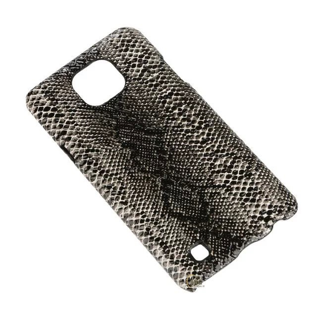 free sample Mobile phone cover accessory for iPhone 7 Hard Plastic Cover With PU Leather Snake Pattern cover for iPhone 7plus