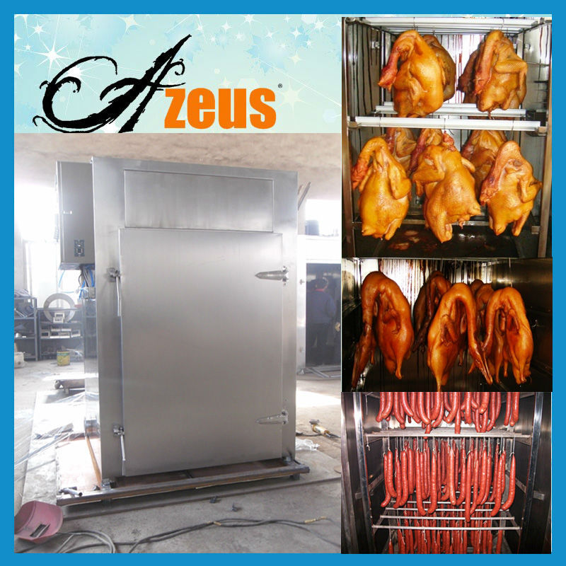 304 best stainless steel human healthy meat smokehouse for sale