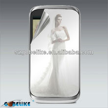 mirror screen guard for htc for HTC Desire X mirror film