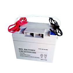 33 Ah Energy Storage Power Charger Solar Panel 12v 33Ah Battery