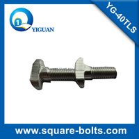 T head slot bolt