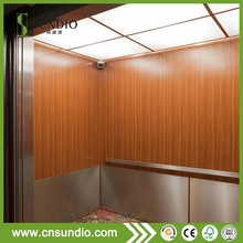 china wpc wall panel / elevator wall decoration wpc board / interior wall decorative panel
