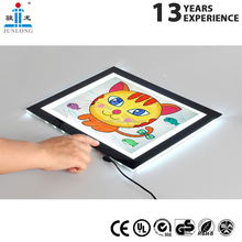 China wholesale super slim led writing tracing board for copying